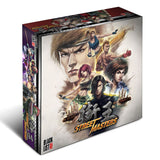 Street Masters: Rise of the Kingdom Champion Edition Plus Twin Tiger Expansion