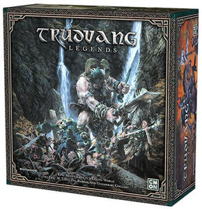 Trudvang Legends Kickstarter Legendary Pledge Pre-Order