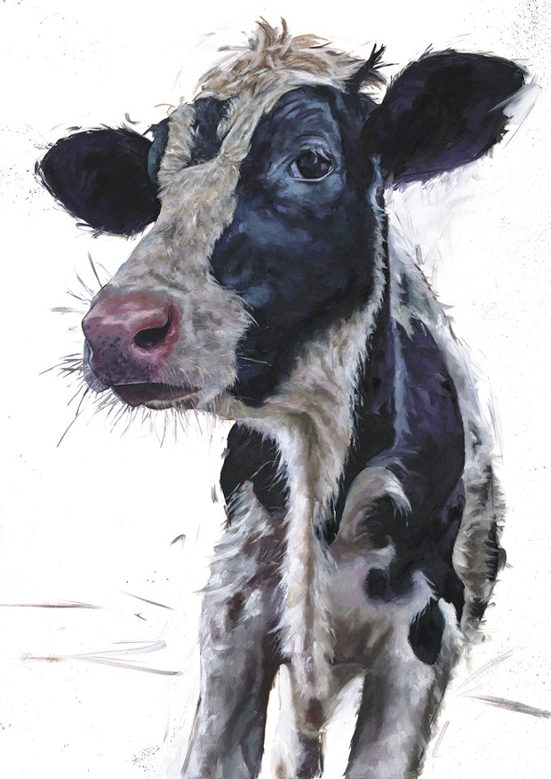Cow-painting-Corinne-Young-Noth-Devon-artist