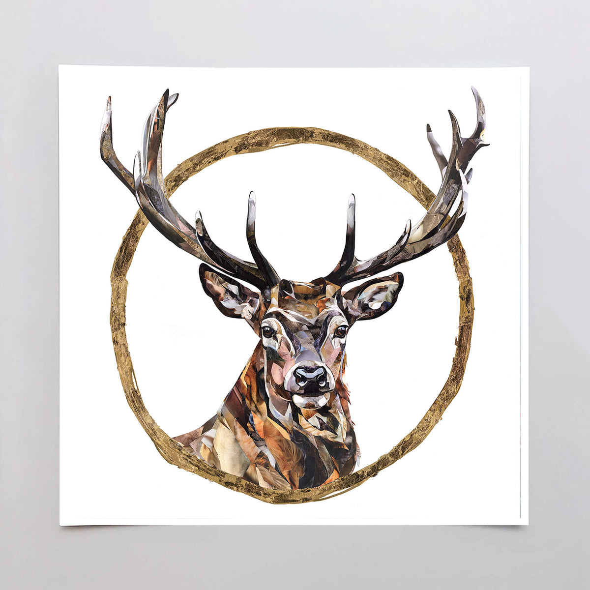 The Gold Stag