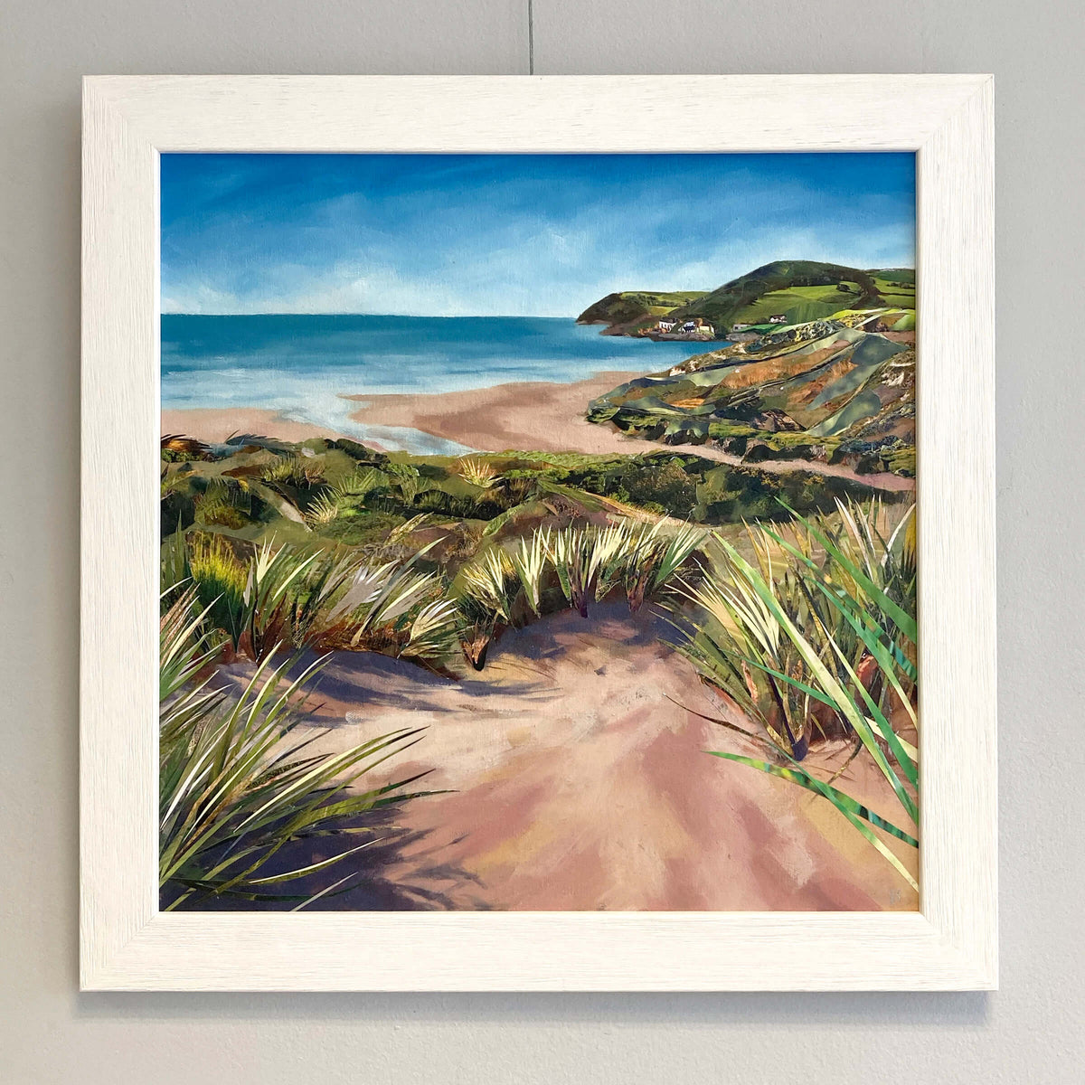 Woolacombe Dunes artwork by Jackson & Young