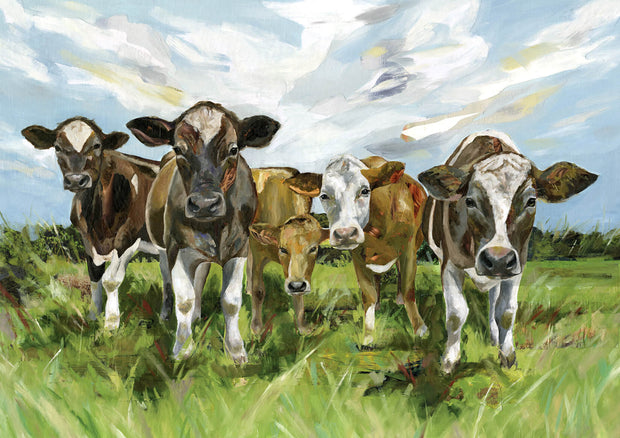 herd-of-cows-artwork-collaboration-by-sarah-jackson-and-corinne-young