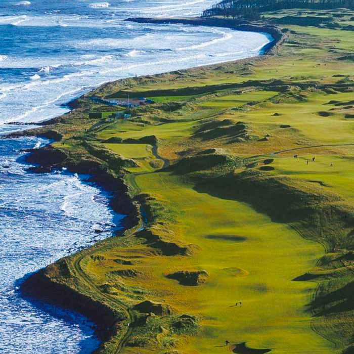 "Travel Spotlight: How to nail a ""bucket list"" golf trip to Scotland"