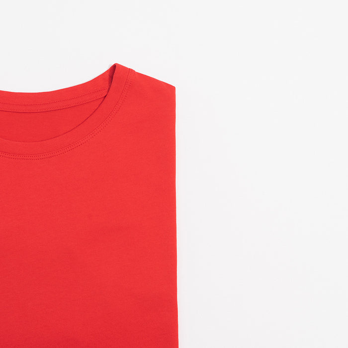 Red Supima T-shirt