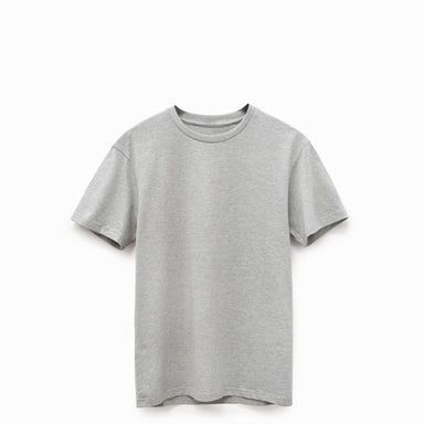Heather Grey American Grown Supima® 100% Cotton 6oz T-Shirt