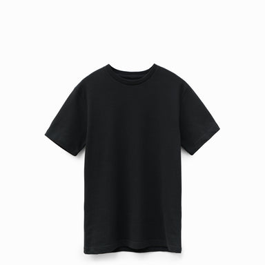Black Baby French Terry Tee