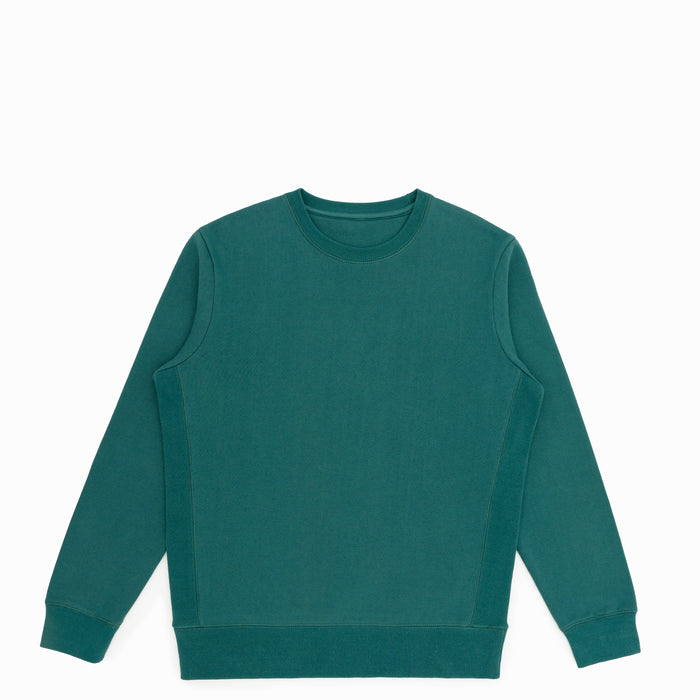 Bayberry Organic Cotton Crewneck Sweatshirt