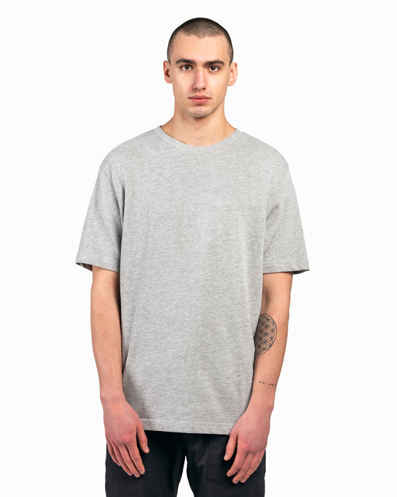 Heather Grey Baby French Terry Tee