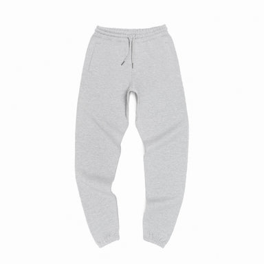 Heather Grey Organic Cotton Sweatpants