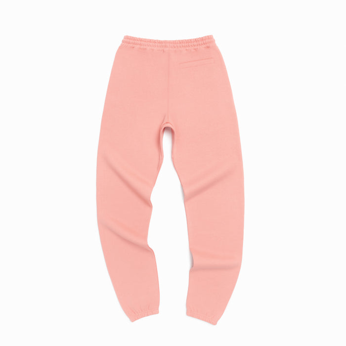 Salmon Organic Cotton Sweatpants