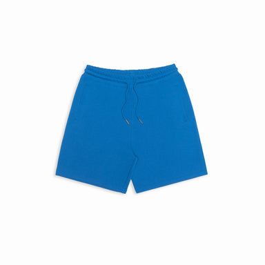 French Blue Organic Cotton Sweatshorts