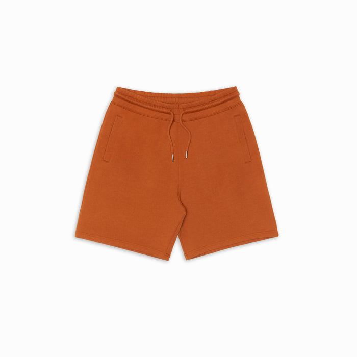 Clay Organic Cotton Sweatshorts