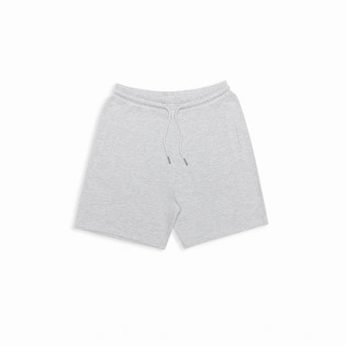 Heather Grey Organic Cotton Sweatshorts