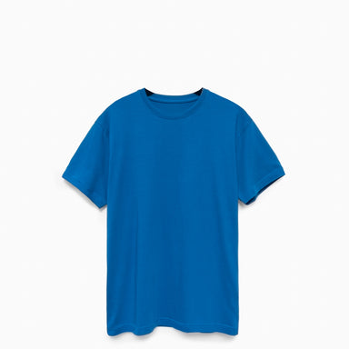 French Blue American Grown Supima® 100% Cotton 6oz T-Shirt