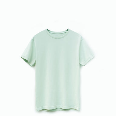 Seafoam American Grown Supima® 100% Cotton 6oz T-Shirt
