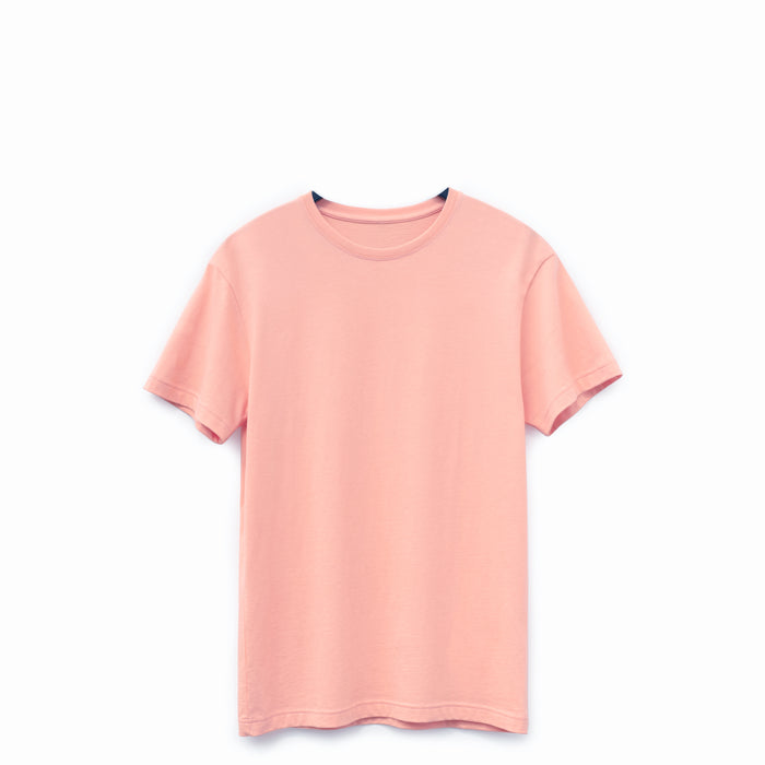 Salmon American Grown Supima® 100% Cotton 6oz T-Shirt