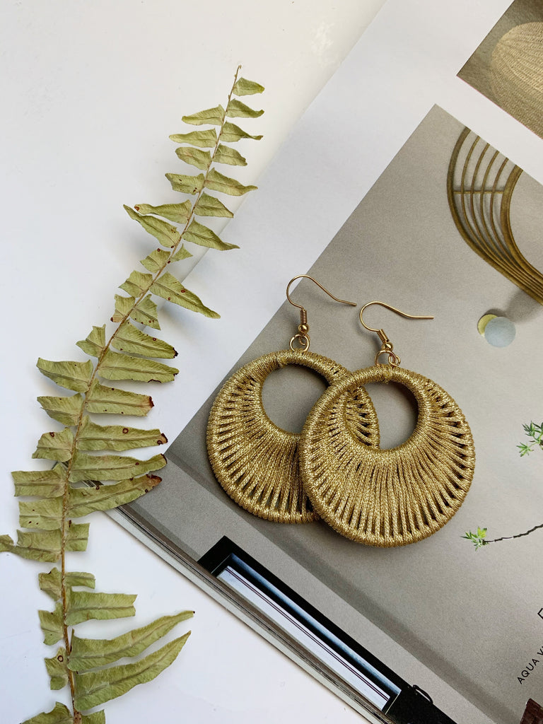 Earrings of the week in Gold Rush