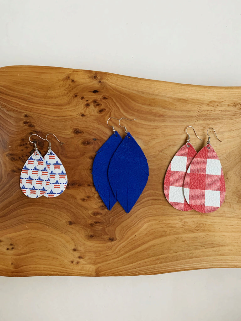 Earrings of the week in 4th of July
