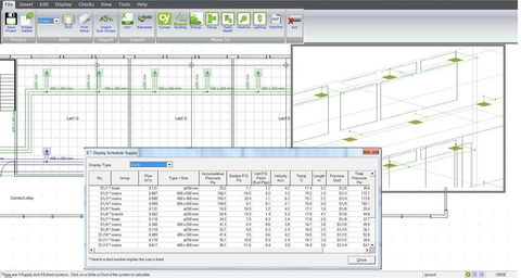Cymap Mechanical & Electrical Suite - Primary Licence | Cadline Software