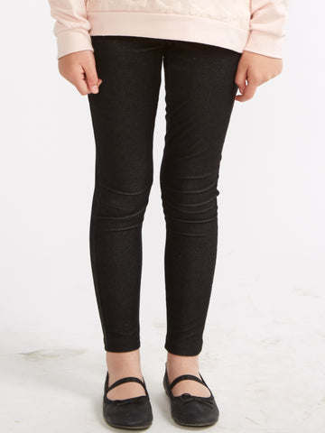 Girls Stretch Jeggings