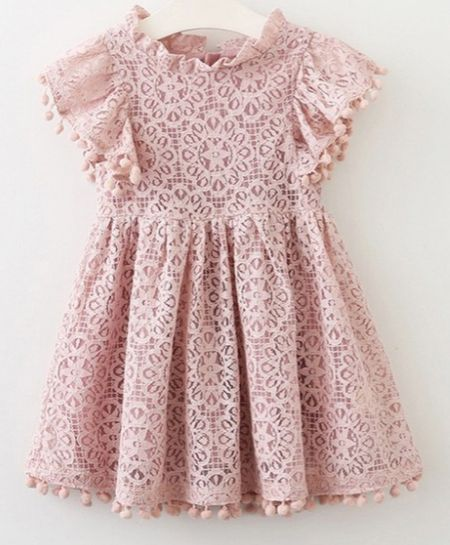 Elle Lace Dress
