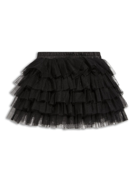 Girls Tulle Layered Skirt