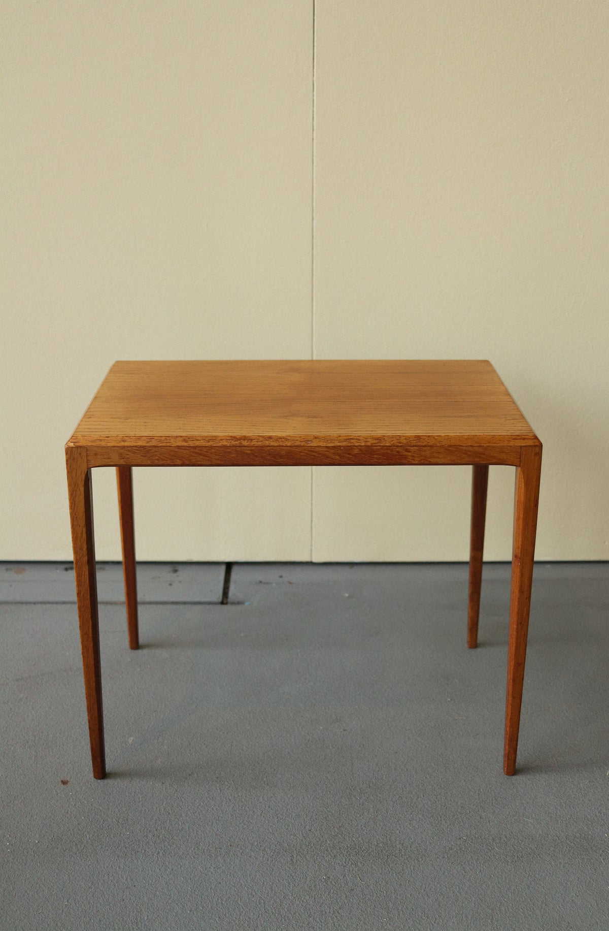 Side Table by Johannes Andersen CFC Silkeborg, 1960s