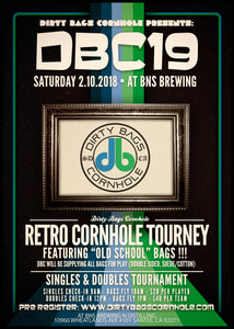 DBC 19 CORNHOLE TOURNAMENT - SAN DIEGO