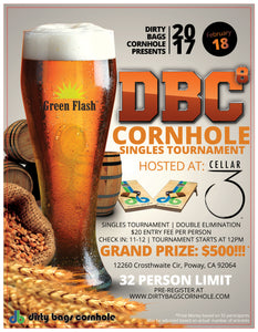 DBC8 SAN DIEGO CORNHOLE TOURNAMENT 2.18.17