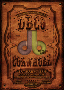DBC9 SAN DIEGO CORNHOLE TOURNAMENT 3.4.17