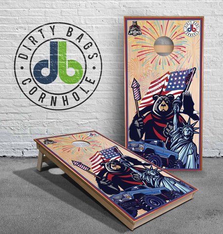 "Jersey Guy - Special Edition ""America Bear"" Boards"