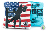 All Slides - American Cornhole Bags - Lineman edition