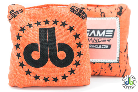 American Cornhole Bags - Dirty Bag Cornhole Star Game Changers Coral
