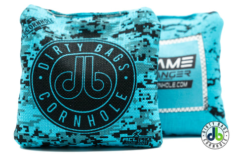 Game Changer Cornhole Bags - db Digital Camouflage (Half Set)