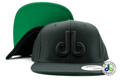 Blacked Out db Hat