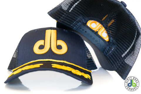 db hat - Top Gun db hat low profile