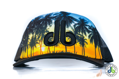 db hat - Palm Trees