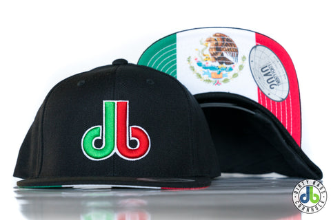 db hat - Mexico Flat