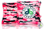 slide rites pink camouflage cornhole bags