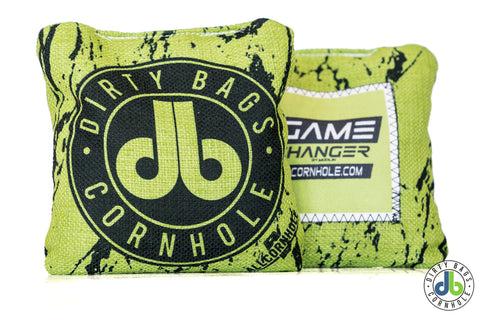 Game Changer Cornhole Bags - DBC Blackout Edition (Half Set)