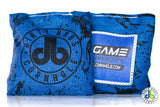 Game Changer Cornhole Bags - DBC Logo Half Set (4)