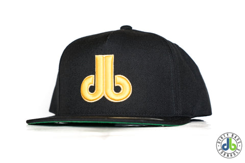 db hat - Black and Gold (BRC Edition)