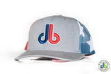 db Hat – US Flag Hat