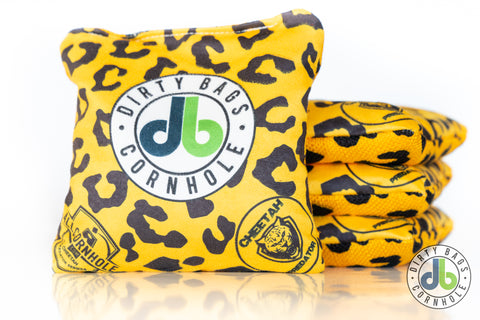 Cheetah Bags - Dirty Bags Cornhole