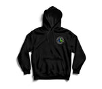 db Hoodie - Black with Color Logo