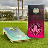 American Cornhole League Approved Boards