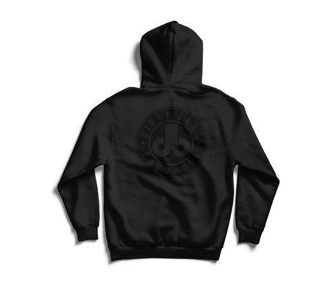 Blacked Out db Hoodie