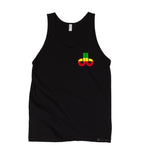 Dirty Bags Cornhole One Love Tank Top