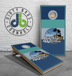 "DBC ""Bags in Paradise"" Boards - Blue"