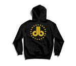 db Hoodie - db gold star edition